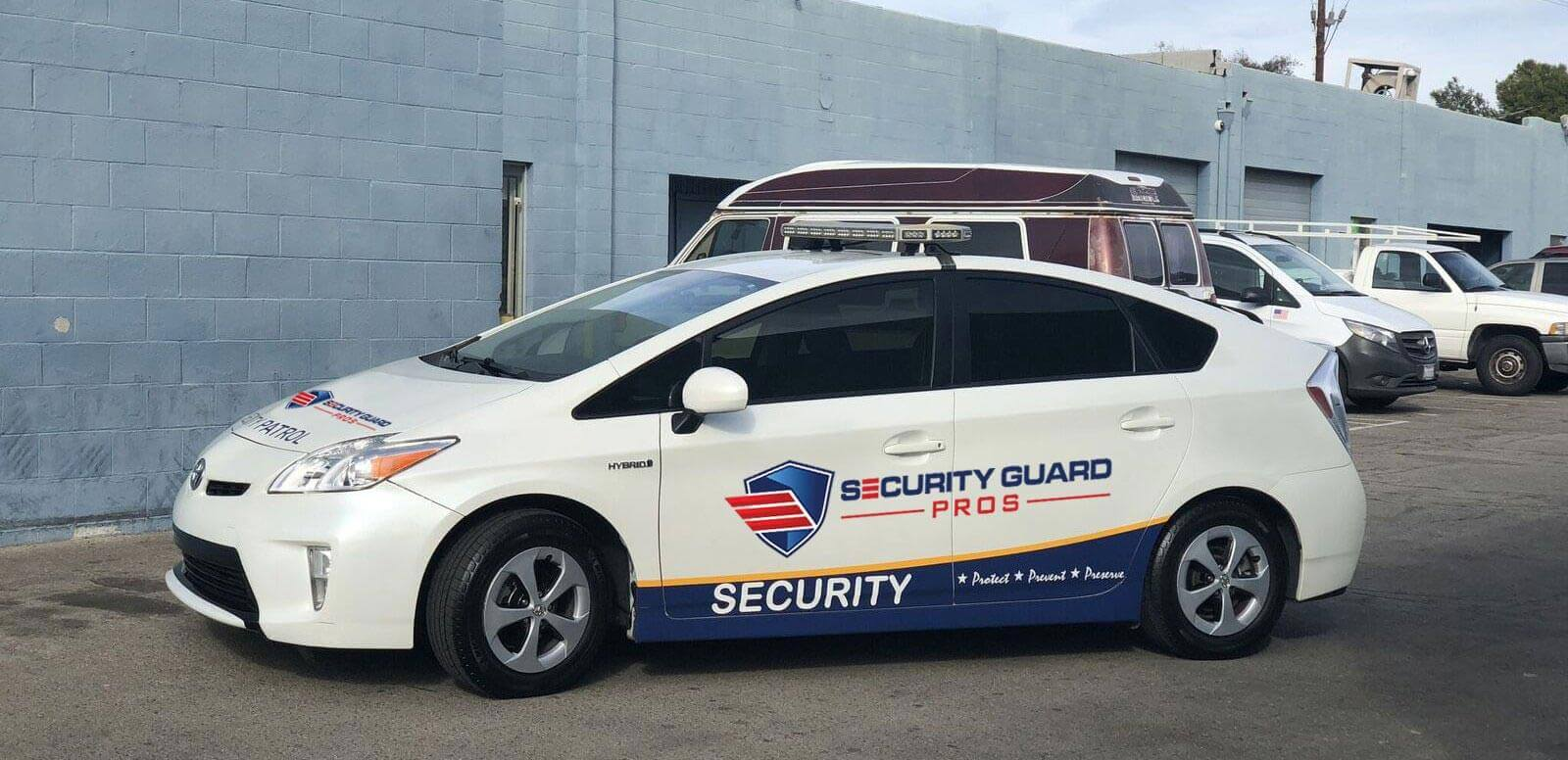 Los Angeles, Orange County Security Guards