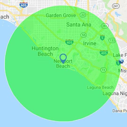 Newport Beach, Costa Mesa, Laguna Beach Security Guards