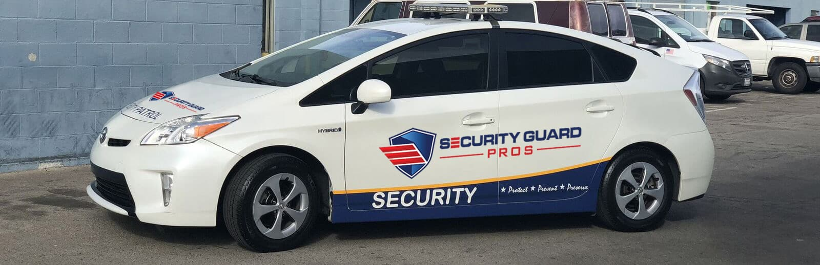 Local, Licensed & Insured Security Guards