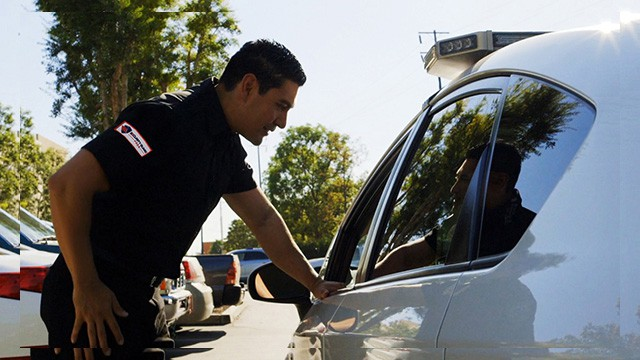 Parking Guards, Vehicle Patrols Service