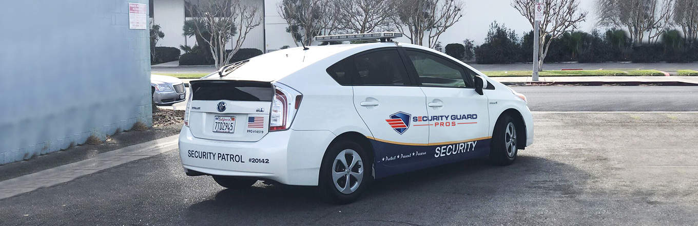Vehicle Patrol, Security Guard Services