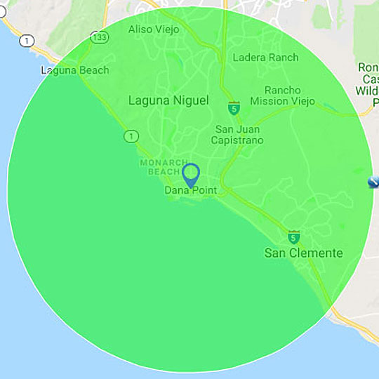 San Clemente, San Juan Capistrano, Dana Point Guards